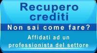 Professionisti delrecupero crediti<br /> Una pratica di recupero crediti può rivelarsi costosa e con tempistiche molto lunghe.<br /> In questi casi è indispensabile la consulenza di uno specialista in recupero crediti, il