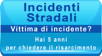 Consulenzamedica e legale incidenti stradali Compila il modulo per ottenere subito un colloqui informativo gratuito e comprendere comeottenere il risarcimento danni da incidente stradale .