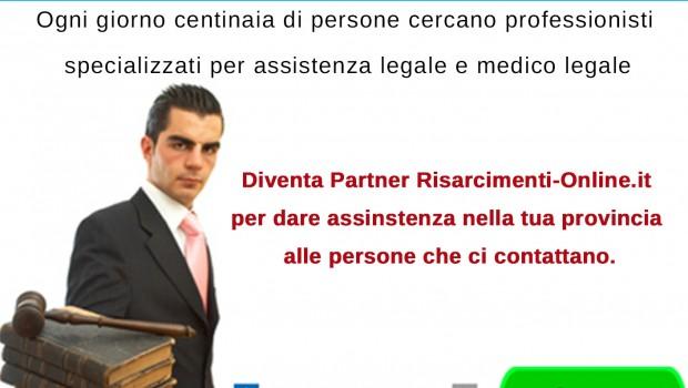 .Sei un avvocato, un medico legale o un professionista del risarcimento danni? Entra in Risarcimenti-Online.it, il portale di settore n.1 in Italia Partecipando al portale Risarcimenti-Online.it puoiottenere utilissimi contatti da […]