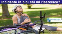 Per gli incidenti tra bici e auto opera la polizza assicurativa; nel caso in cui l'infortunio sia stato determinato nel tragitto casa-lavoro paga l'Inail. Ti sarà in passato capitato, specie […]